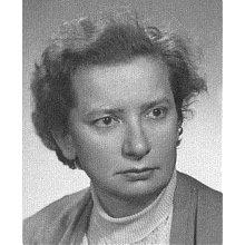 Mirosława  Chamcówna