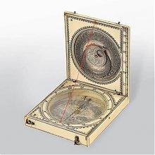 Zegar słoneczny typu Dieppe